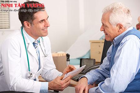 Việc sử dụng thuốc trị nhịp tim nhanh cần theo đúng chỉ dẫn của bác sỹ