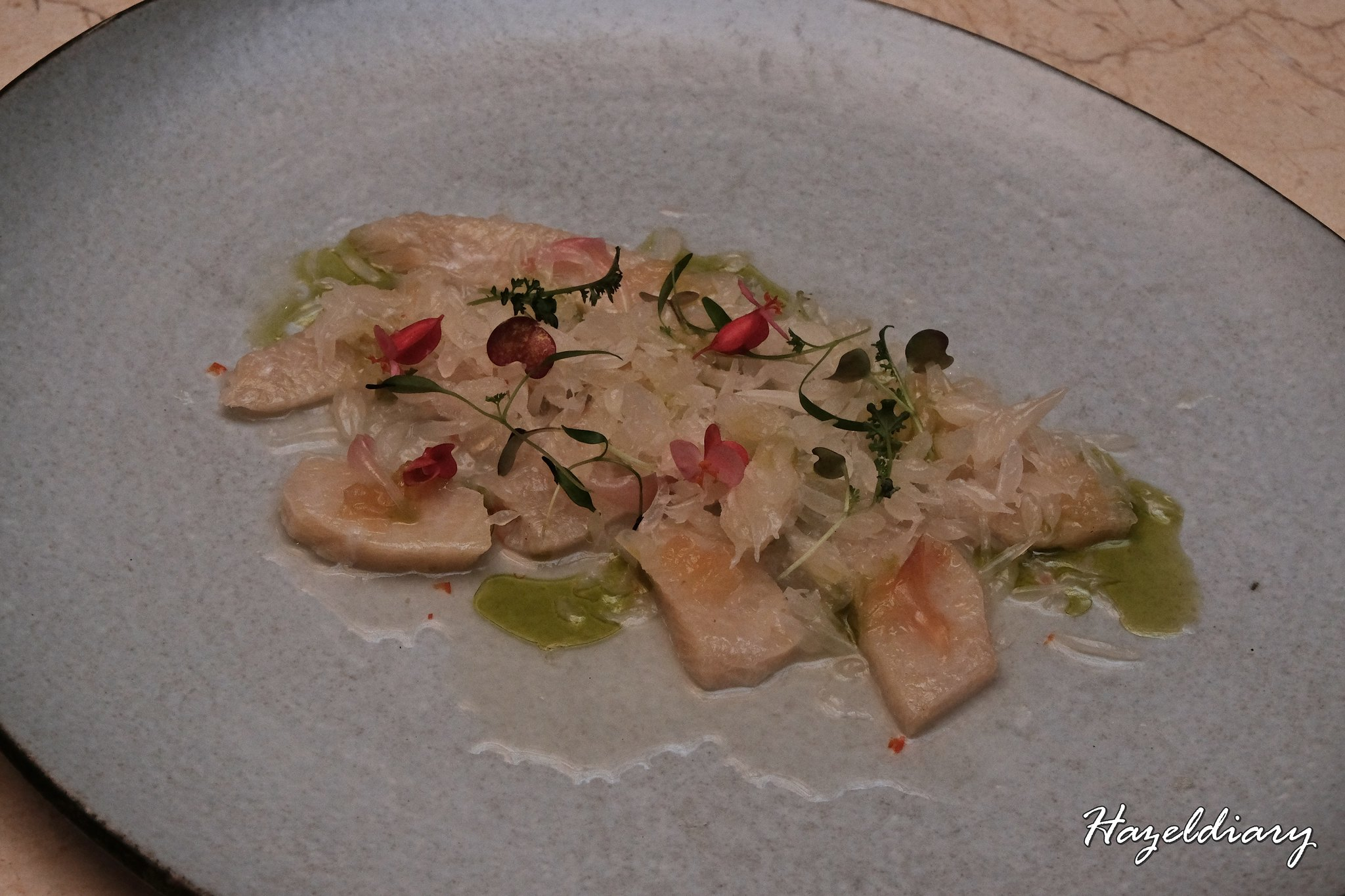 Open Farm Community-Cured Hamachi