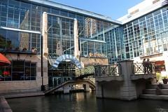 San Antonio - Riverwalk: Shops at Rivercenter