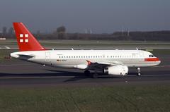 A319 D-APAC Privatair on behalf of LH