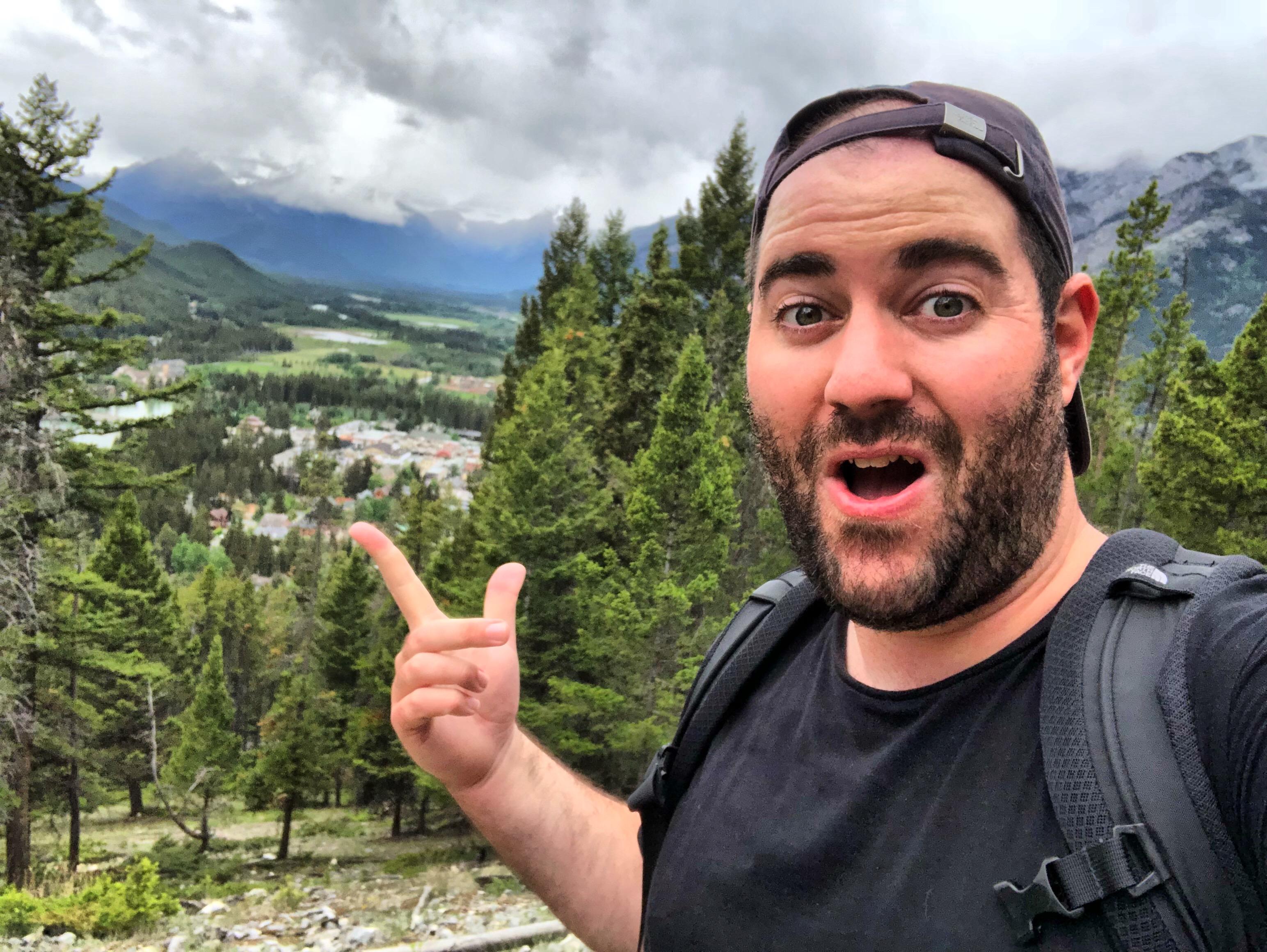 Canada Rockies TrekAmerica Itrekhere 2018 3