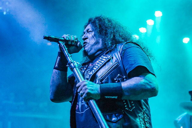 Testament @ The Fillmore, Silver Spring MD, 07/30/2018