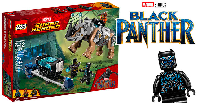 Review LEGO 76099 Marvel Black Panther VS Killmonger