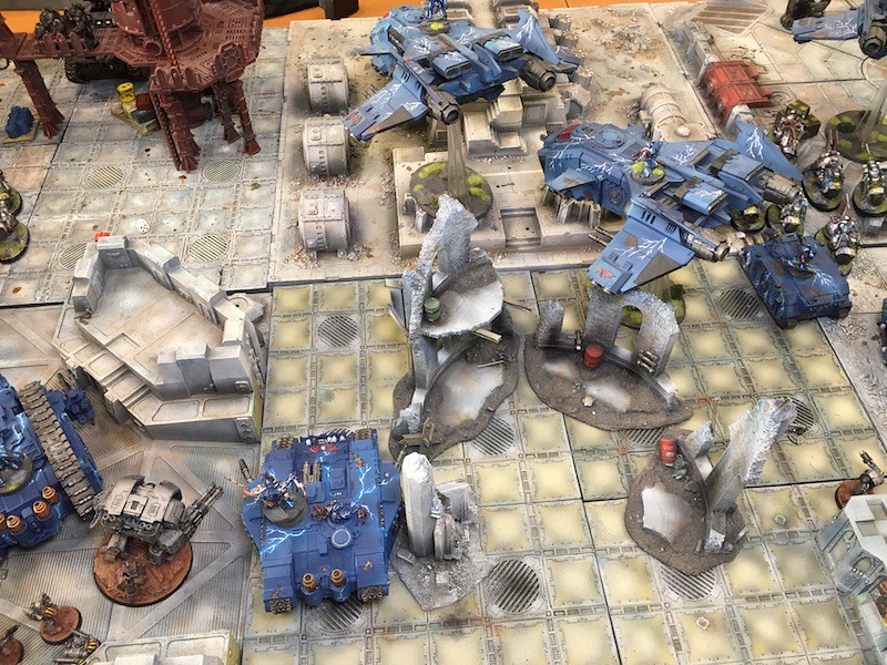 Medal of Colors Assault on Molech battle-26