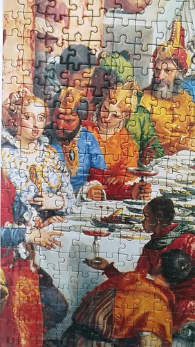 4000 Clementoni - The Wedding at Cana (det.) | by Puzzabell