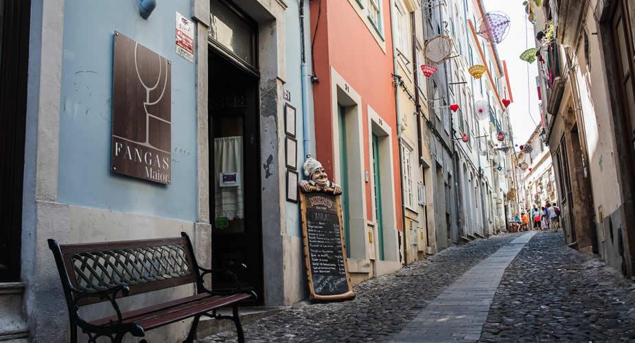 Onbekende stedentrip Portugal: stedentrip Coimbra | Mooistestedentrips.nl