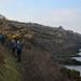 002-20180221_Gordano District-Somerset-heading SW along coast path below Black Hill towards Clevedon