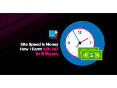 How To Increase Website Speed and Profits By $30,587 In 6 Hours