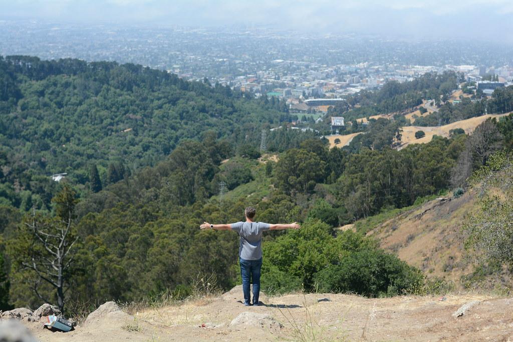 Berkeley, CA trip 2018