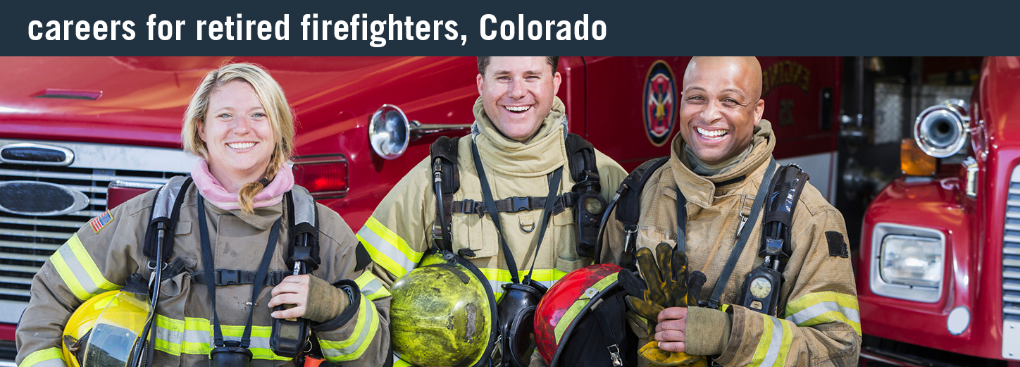 retired firefighter career
