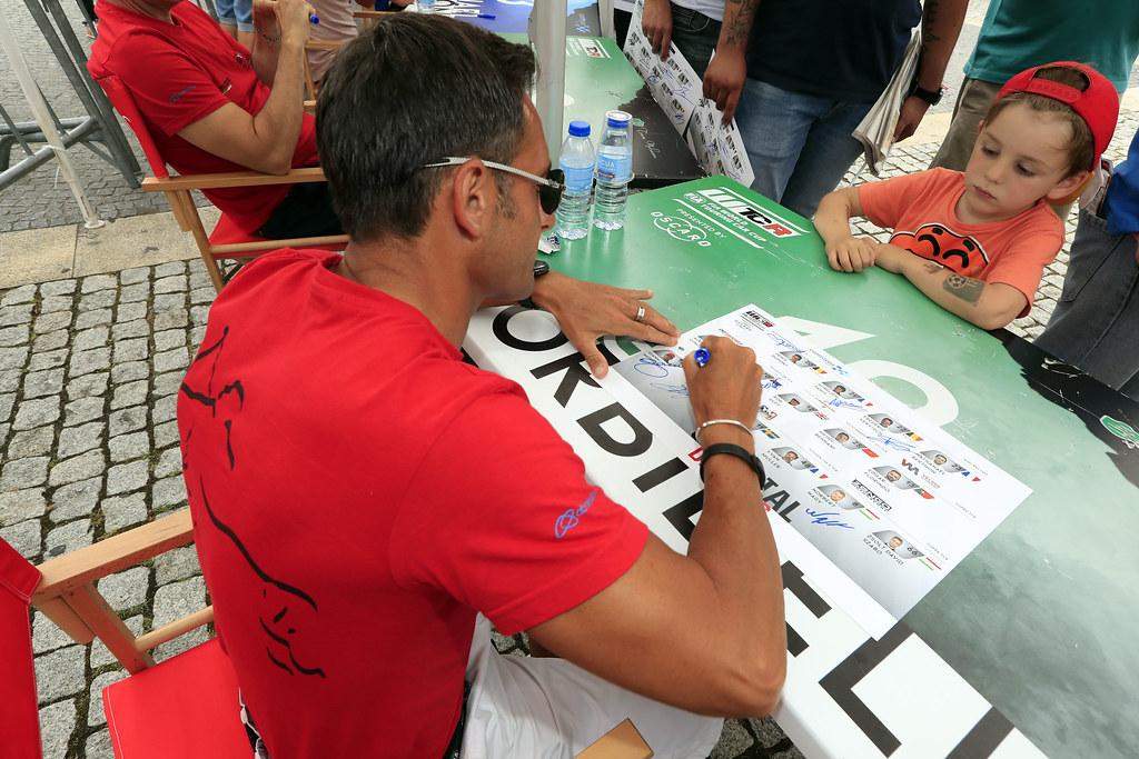 MORBIDELLI Gianni (ITA), Team Mulsanne, Alfa Romeo Giulietta TCR, portrait, during the 2018 FIA WTCR World Touring Car cup of Portugal, Vila Real from june 22 to 24 - Photo Paulo Maria / DPPI