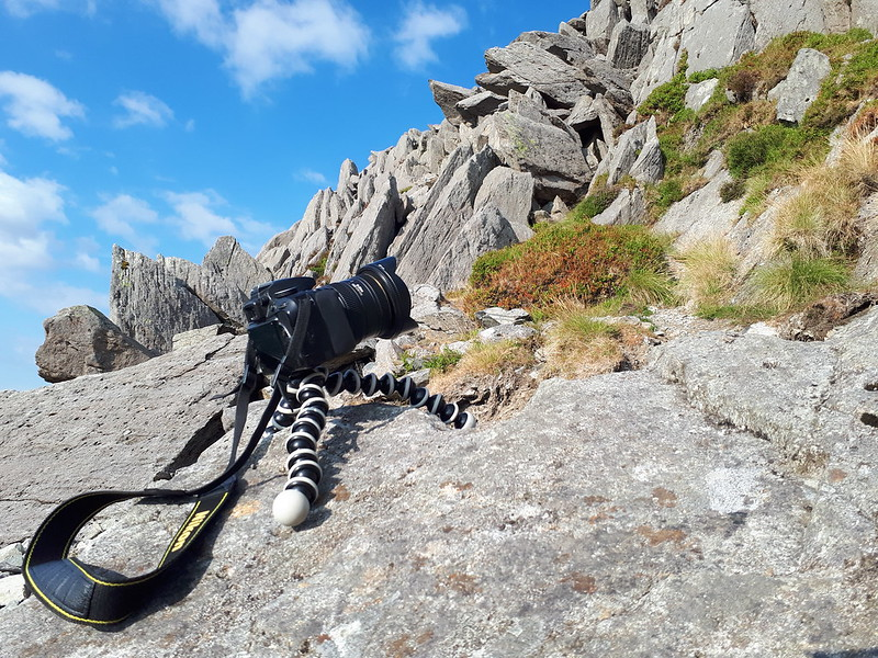 Best ideas for hiking gifts - Hiking tripod