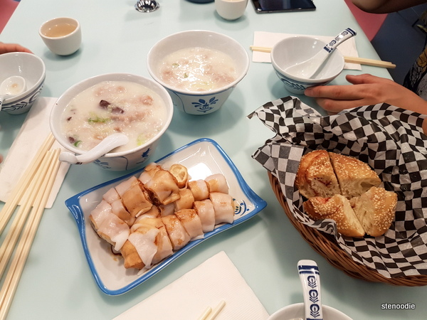 Sam's Congee Delight food reviews