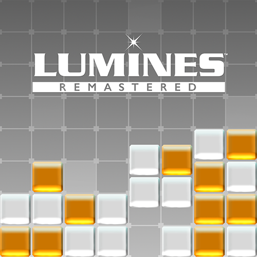 LUMINES REMASTERED SPECIAL LAUNCH BUNDLE
