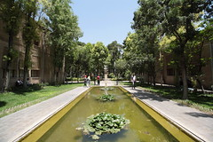 Negarestan garden, Tehran