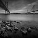 Forth Road Bridge and Queensferry Crossing by Angela xx