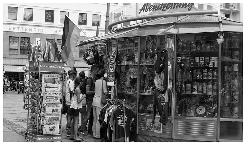 a wee kiosk