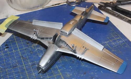 N.A. P-51D Mustang, Airfix 1/48 - Sida 4 43055865785_03e3461590