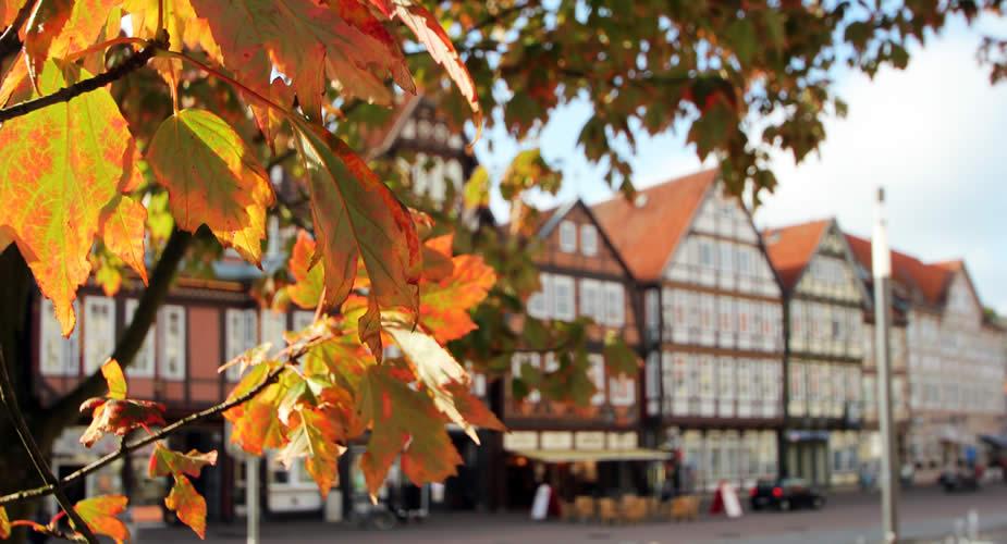 Bezoek aan Celle, Duitsland, bezienswaardigheden Celle | Mooistestedentrips.nl