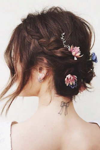 Most Stunning Braided Short Hair Styles To Top Level Of Beauty 7