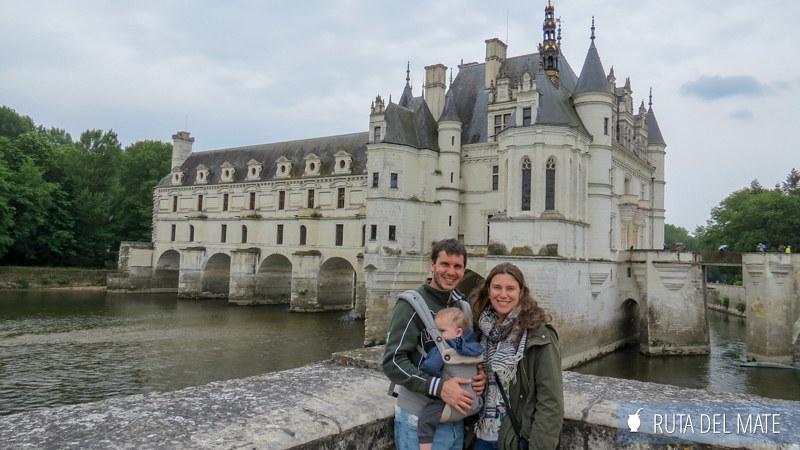 Castillos del Loira Chenonceau IMG_5054