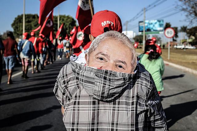 La estimativa es del Frente Brasil Popular, articulación que reúne diversas organizaciones populares y de izquierda  - Créditos: Julia Dolce