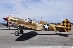 NL85104 Curtiss P-40N Warhawk