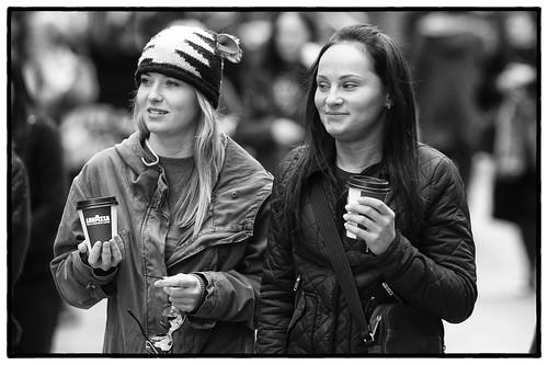 Ladies who love Coffee
