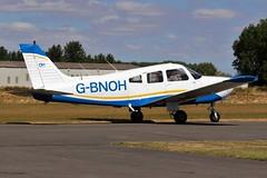 G-BNOH PIPER PA-28 WARRIOR BREIGHTON