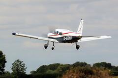 G-EDYO PIPER PA-32 CHEROKEE SIX BREIGHTON