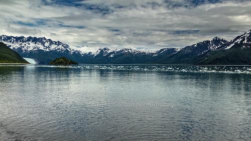 Aialik Glacier and Fjord