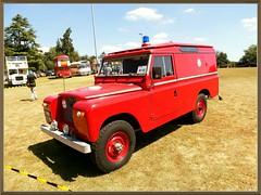 Wiltshire Fire Brigade FMW703D