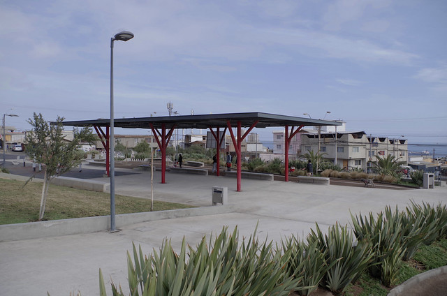 Plaza Dr. Antonio Rendic l Antofagasta l Angloamerican