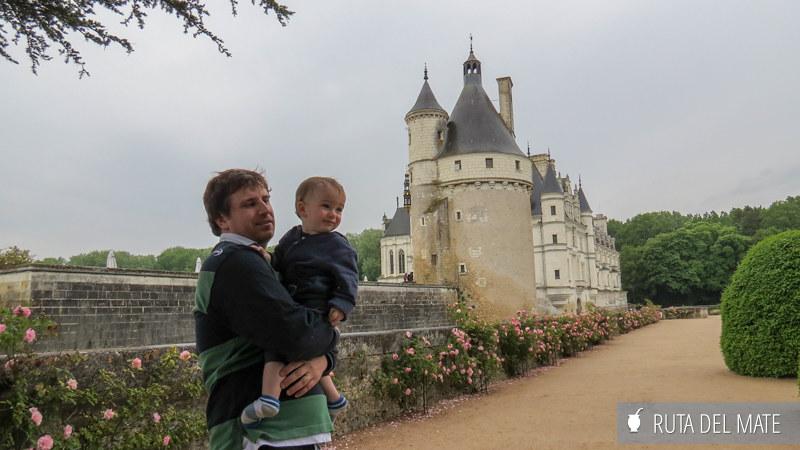 Castillos del Loira Chenonceau IMG_5119