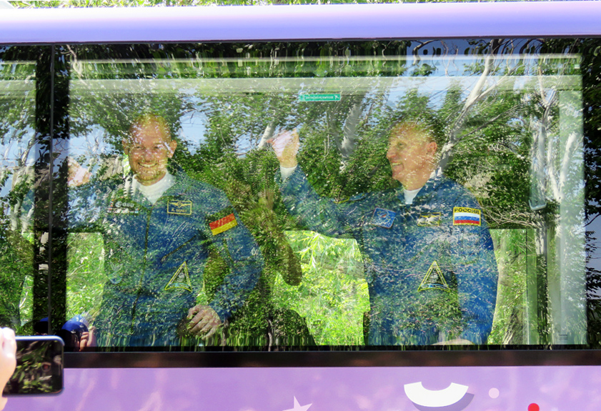 Байконур. Часть 5: пуск! ракеты, ракета, старта, космонавтов, Байконур, более, теперь, экипаж, запуска, туристов, здесь, только, запуск, космического, кажется, можно, космический, время, космонавты, через