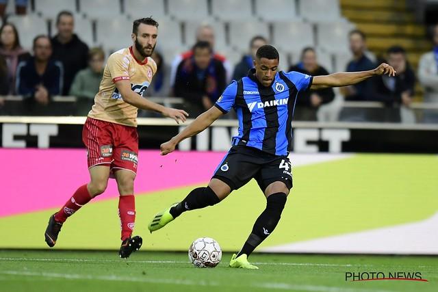 Club Brugge - Kortrijk 10-08-2018