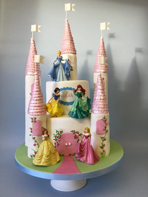 Big Old Castle Cake by Delicious Dial a Cake