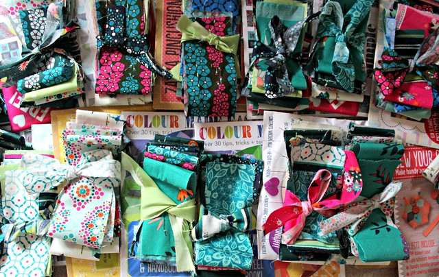 Suprise Freebee & Loved to Pieces Scrap Bundle with Each