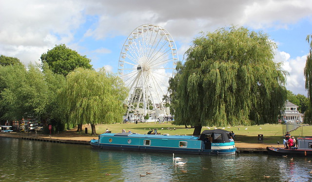 Stratford-Upon-Avon, Canon EOS 550D, Canon EF-S 18-55mm f/3.5-5.6 III