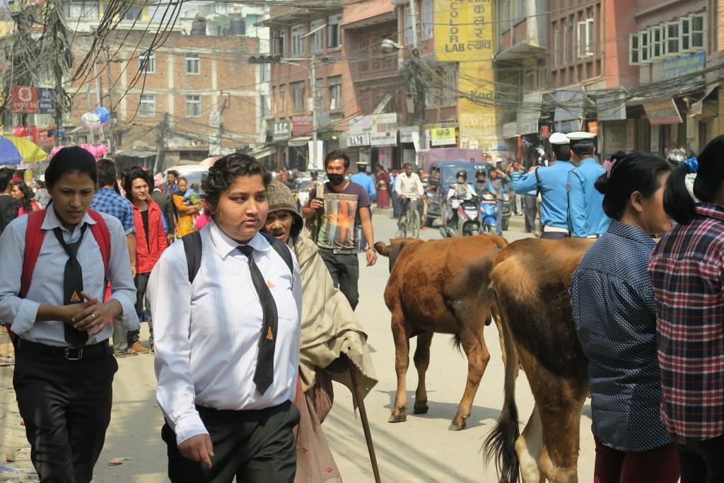 Kathmandu 2016