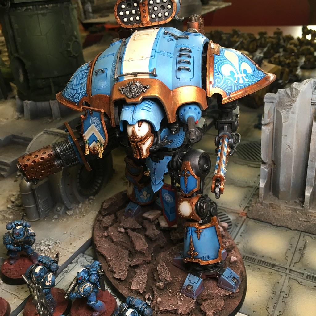Medal of Colors Assault on Molech Armies-35
