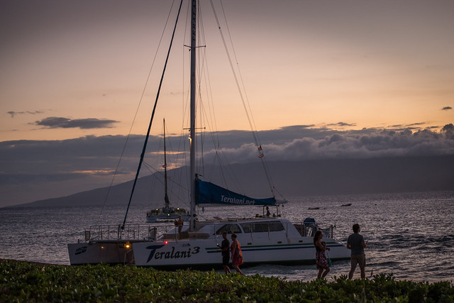 Teralani Sunset Sail on Maui