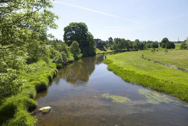 Purtse jõgi / Purtse river, Estonia