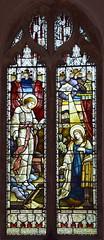 Annunciation (Heaton, Butler & Bayne, 1905)