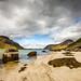 Uttakleiv beach - Haukland @ Norway 2018 by zilverbat.