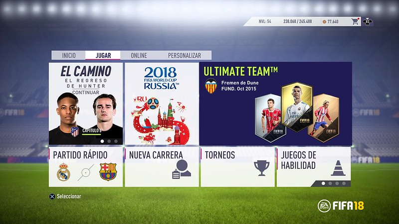 FIFA 18 (en los menús)_1