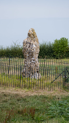 Rollright Stones: the King Stone