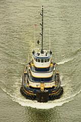Tugboat Ivory Coast