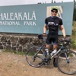 Haleakala Park Entrance