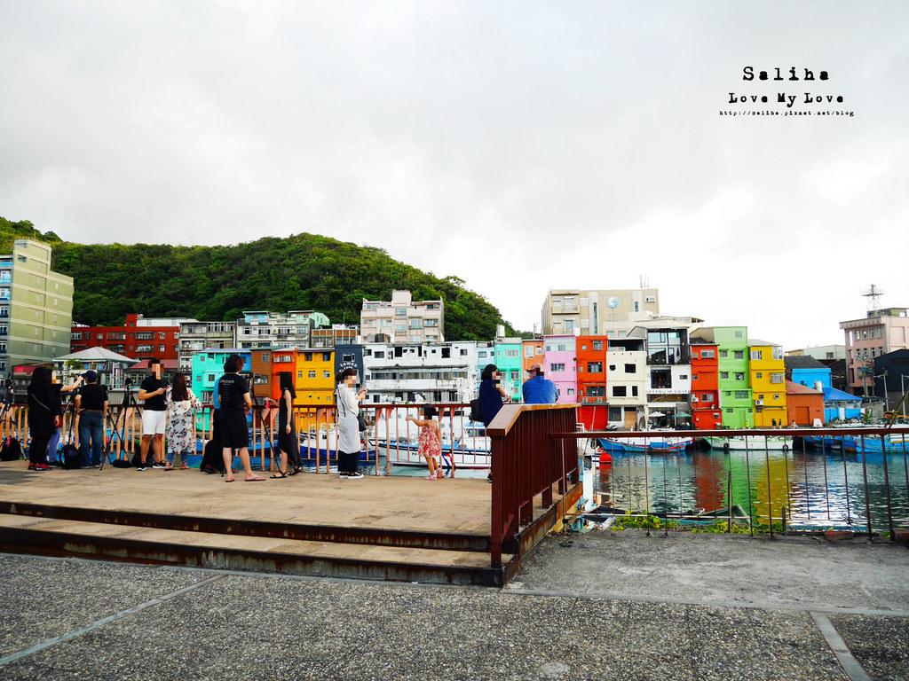 基隆正濱漁港怎麼去交通方式 (2)